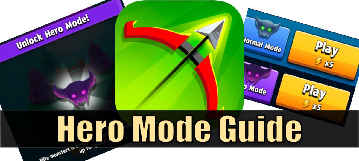 """""""Archero"""" Hero Mode Guide"""