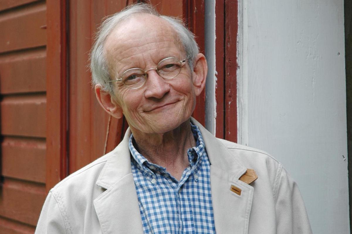 Former U. S. Poet Laureate Ted Kooser