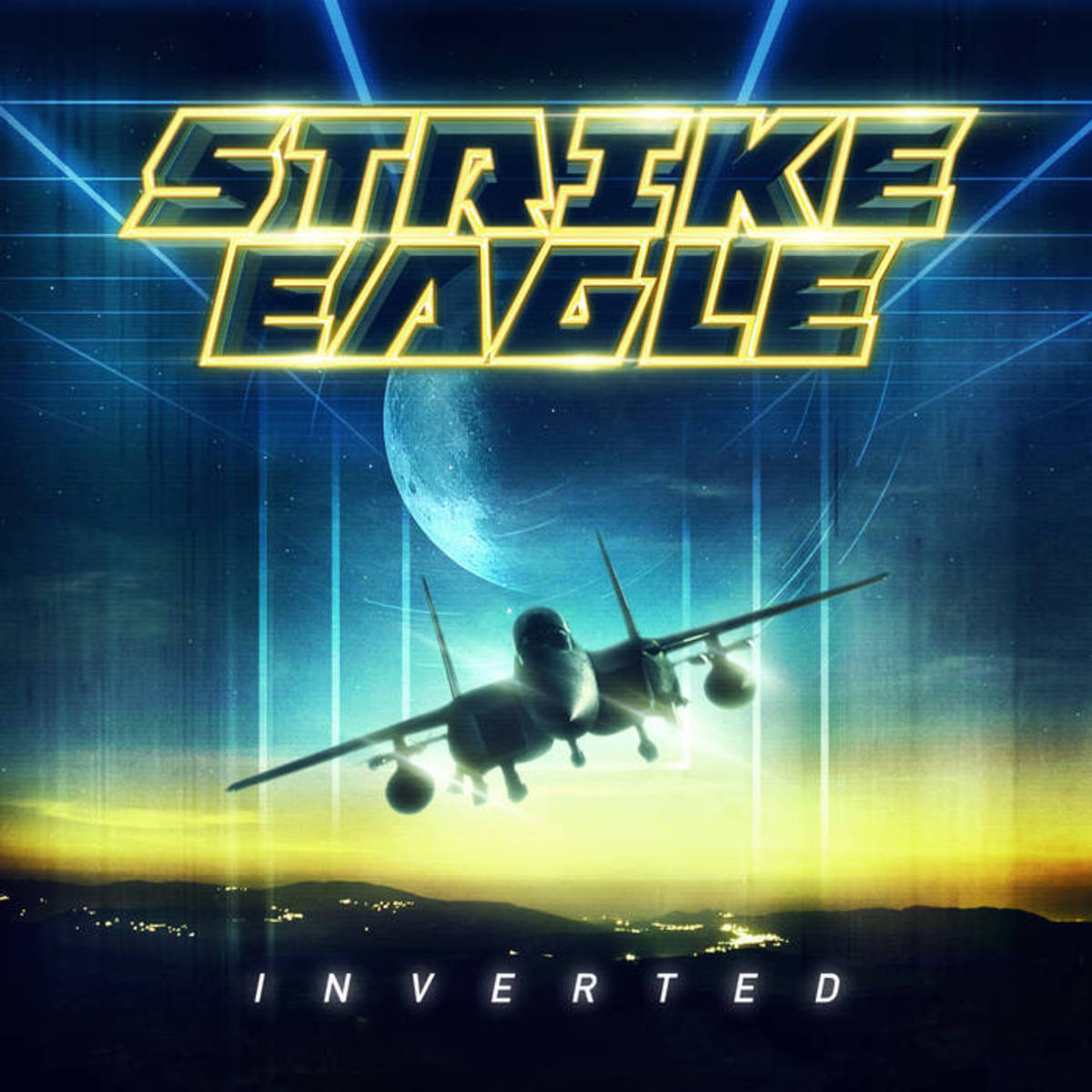 """Synth EP Review: """"Inverted"""" by Strike Eagle"""