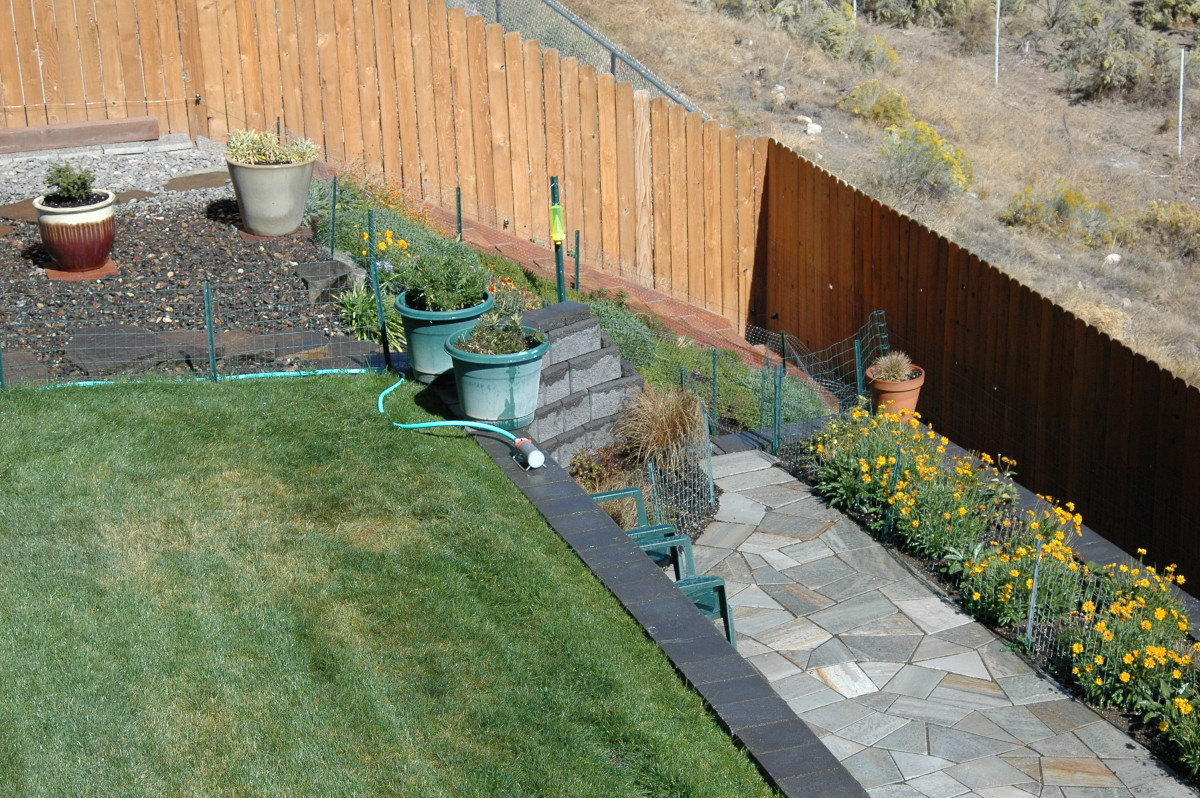 How to Save Money on a Backyard Terracing Project | Dengarden