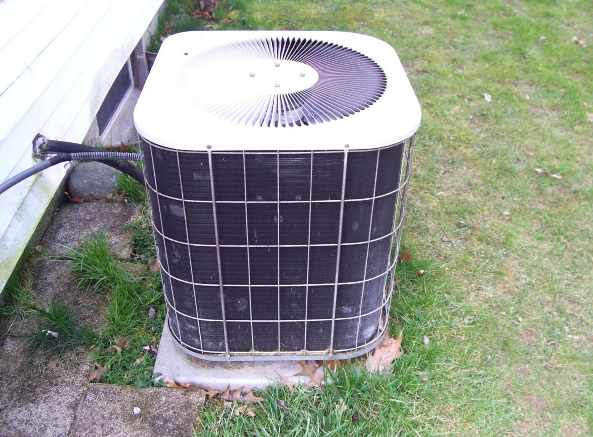 Condensing Unit (or Air Conditioner Unit)