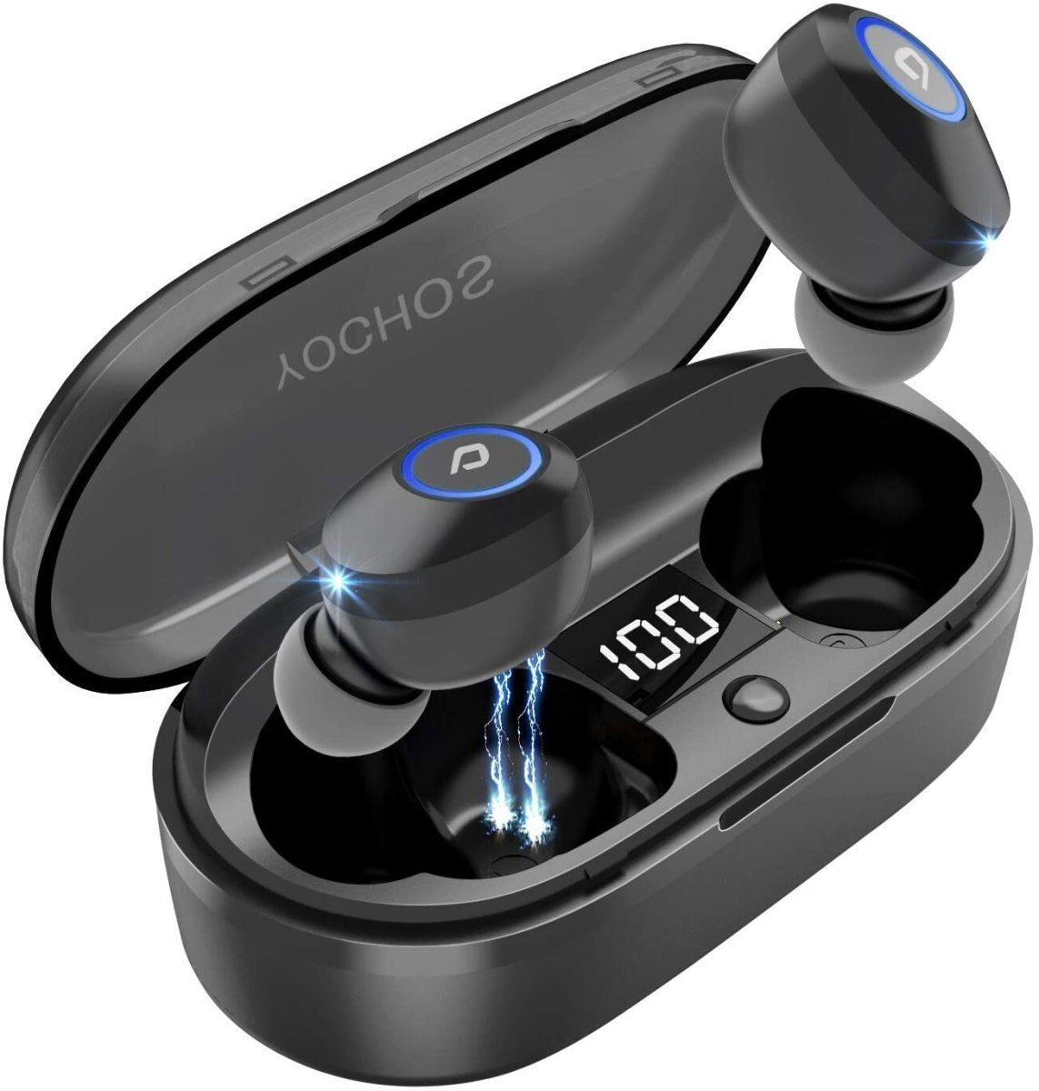 Yochos True Wireless Bluetooth 5.0 Earbuds