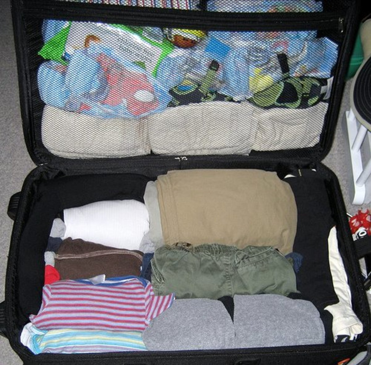 Packing Tips for Packing Light When Travelling