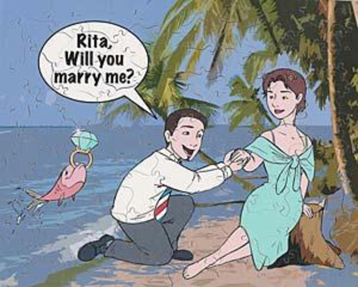 45 Ideas on How to Propose
