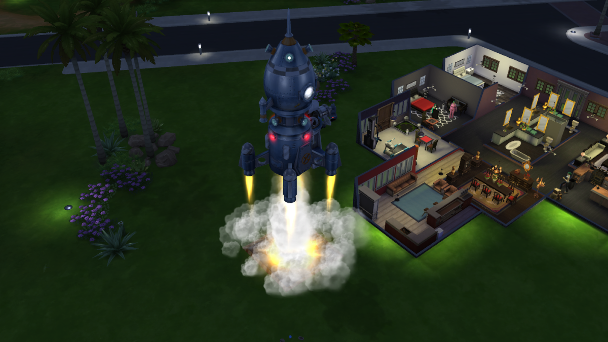 The Sims 4 Walkthrough and Guide to Exploring Space