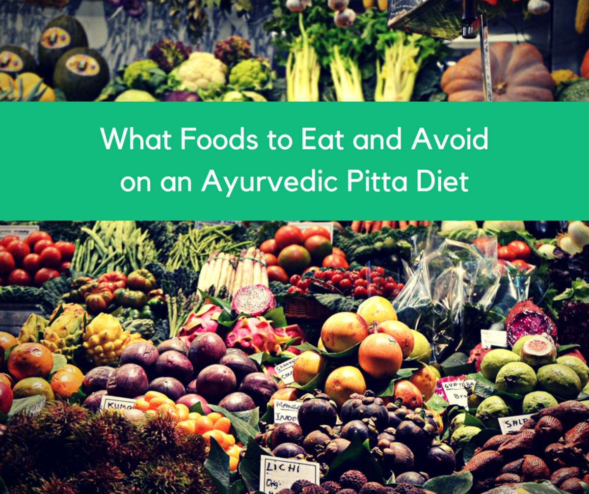 Ayurveda: The Best Diet for the Pitta Dosha