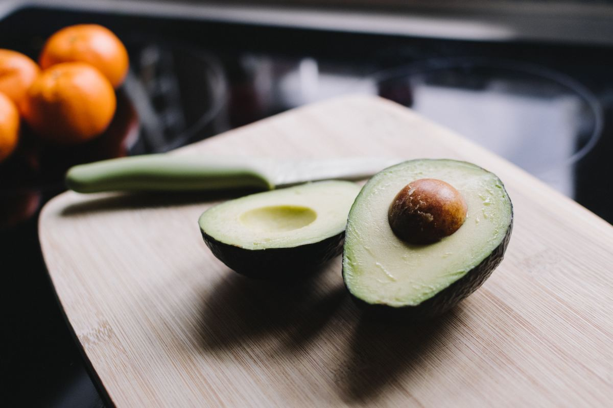Avocados are loaded with potassium and magnesium, which help lower blood pressure naturally.