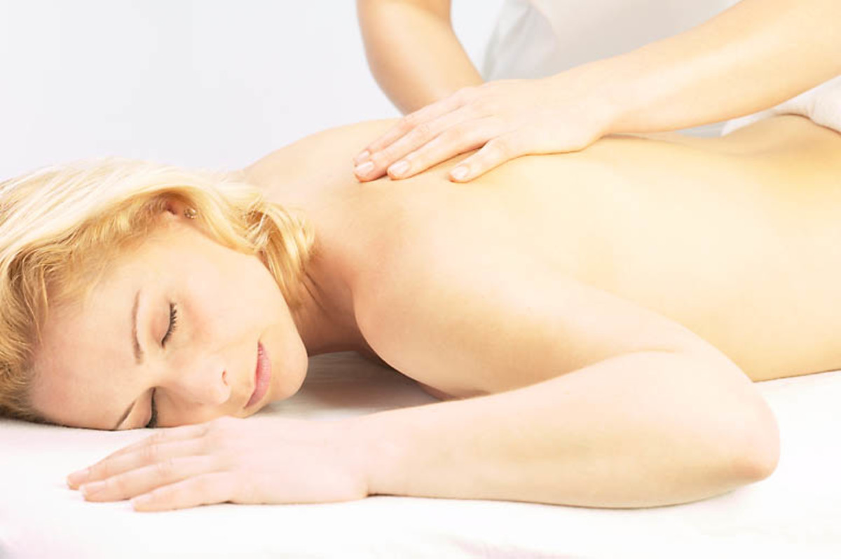 Massage can be Extremely Soothing and Relaxing