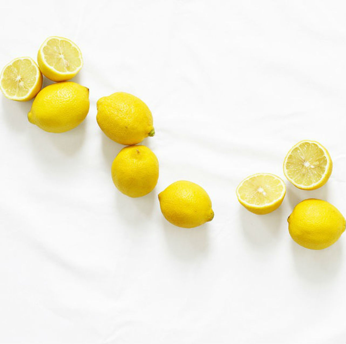 Lemon juice or a hot honey lemon drink are great for when you have a cold.