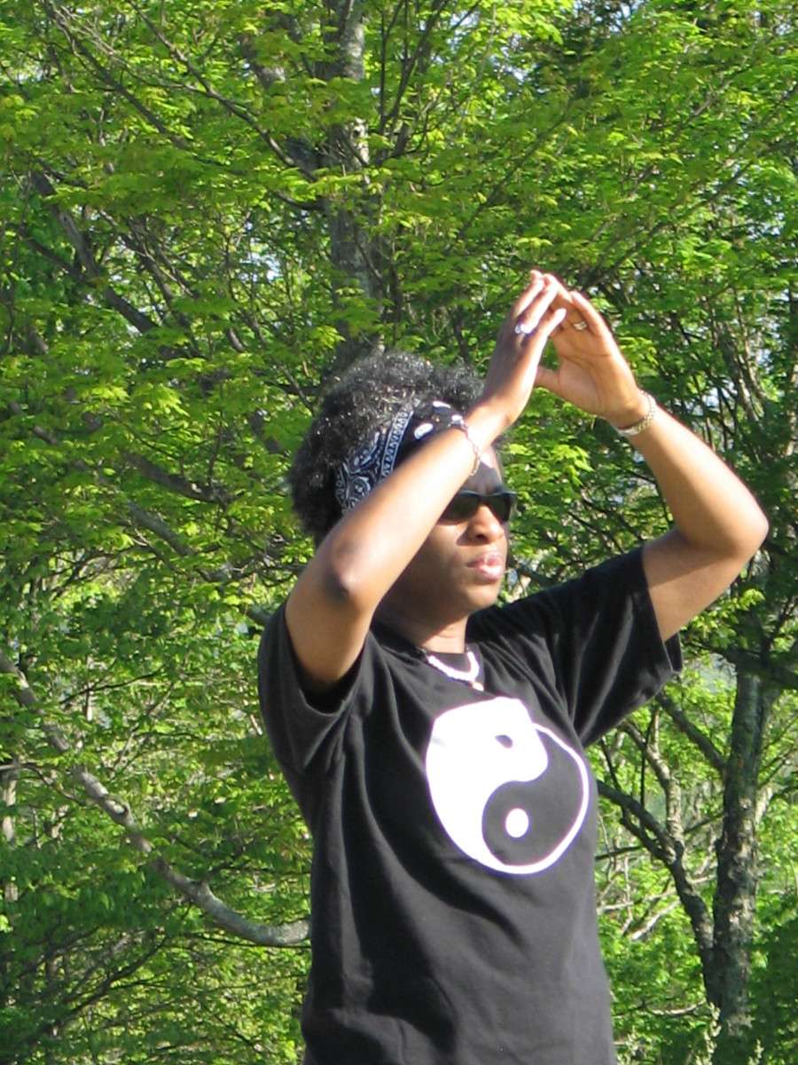 Qi Gong is for warm-up and relaxation.