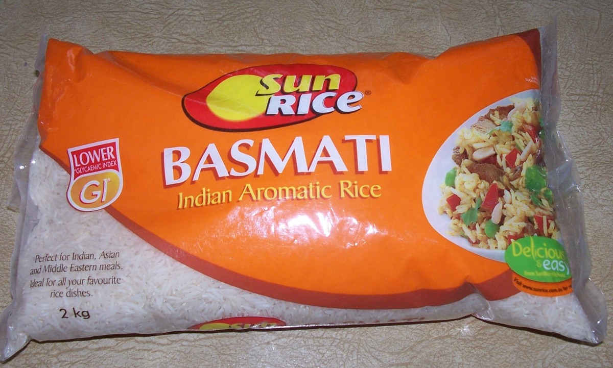Sun Rice Basmati Indian Aromatic Rice