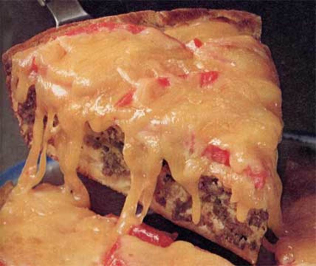 Cheeseburger Pie And Other Delicious Ground Beef Recipes