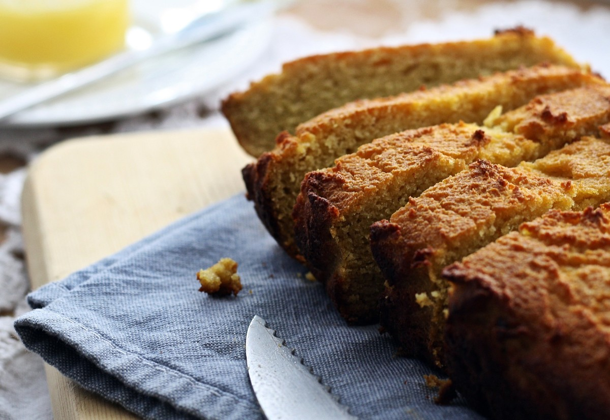 Gluten-Free Banana Lemon Loaf Recipe—the Best Ever!