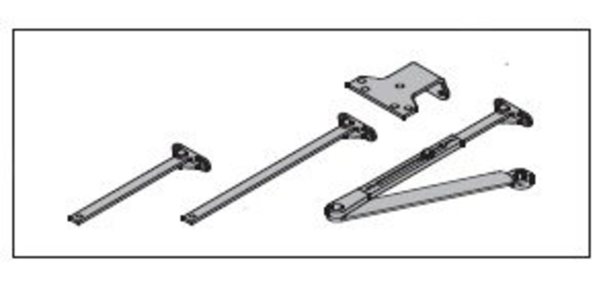Standard Double Lever Arm