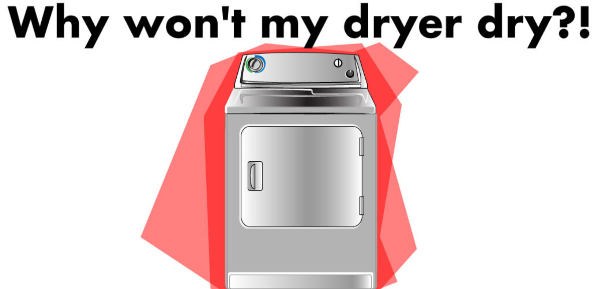 Why Won't My Dryer Make Heat?