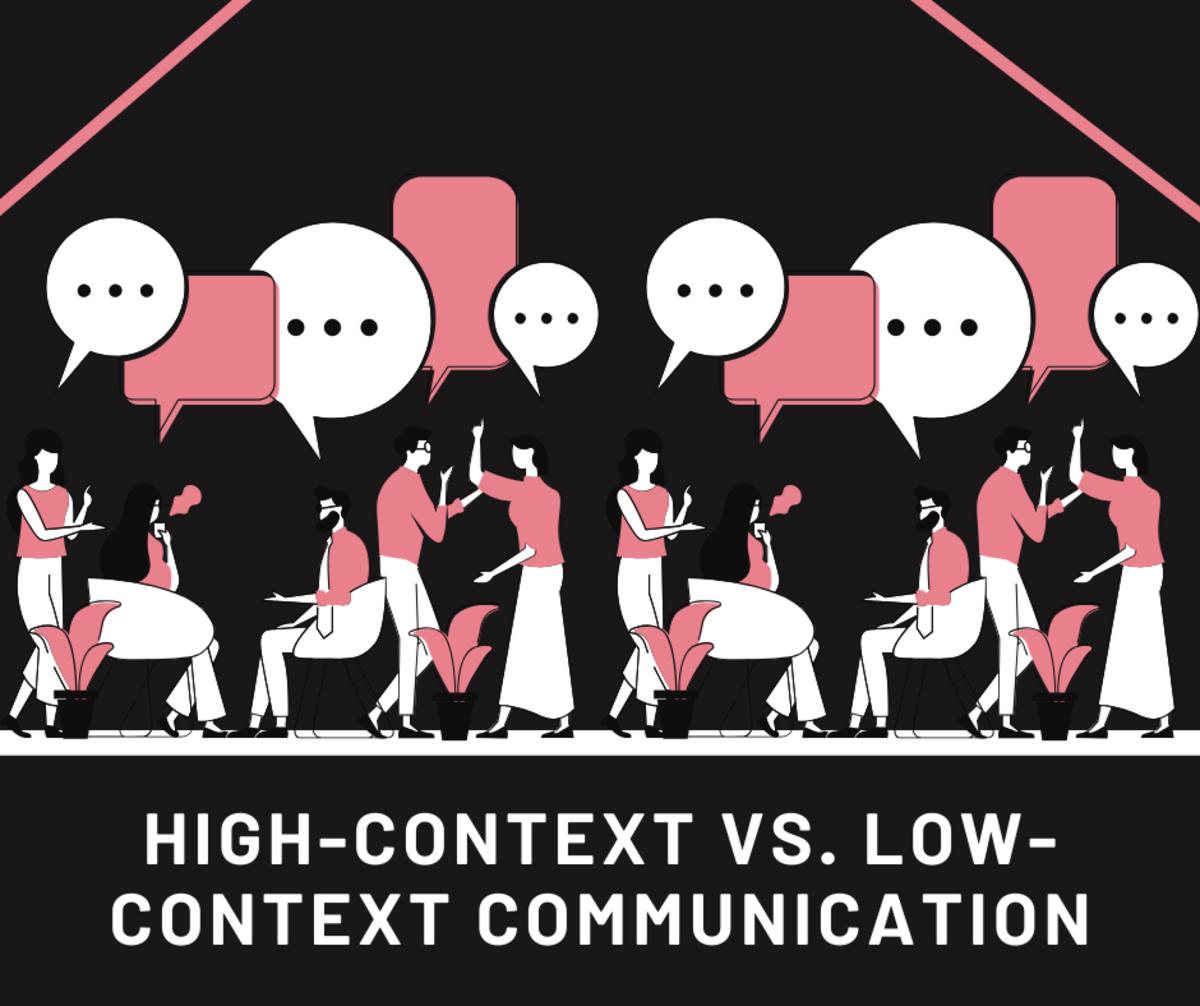 High-Context vs. Low-Context Communication