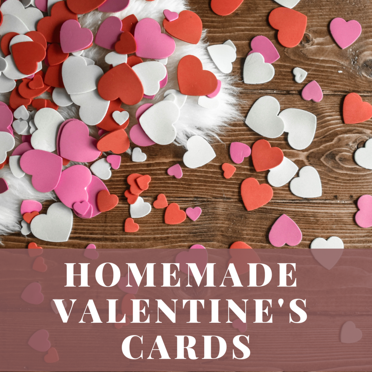 These homemade Valentine's Day cards are fun and easy to make.