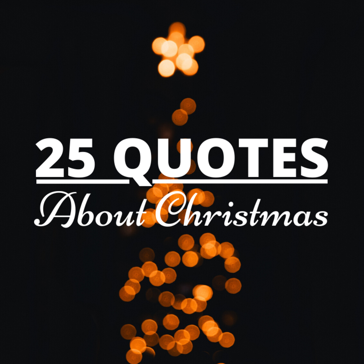These quotes about Christmas perfectly encapsulate the spirit of the season. I hope you enjoy them as much as I do.