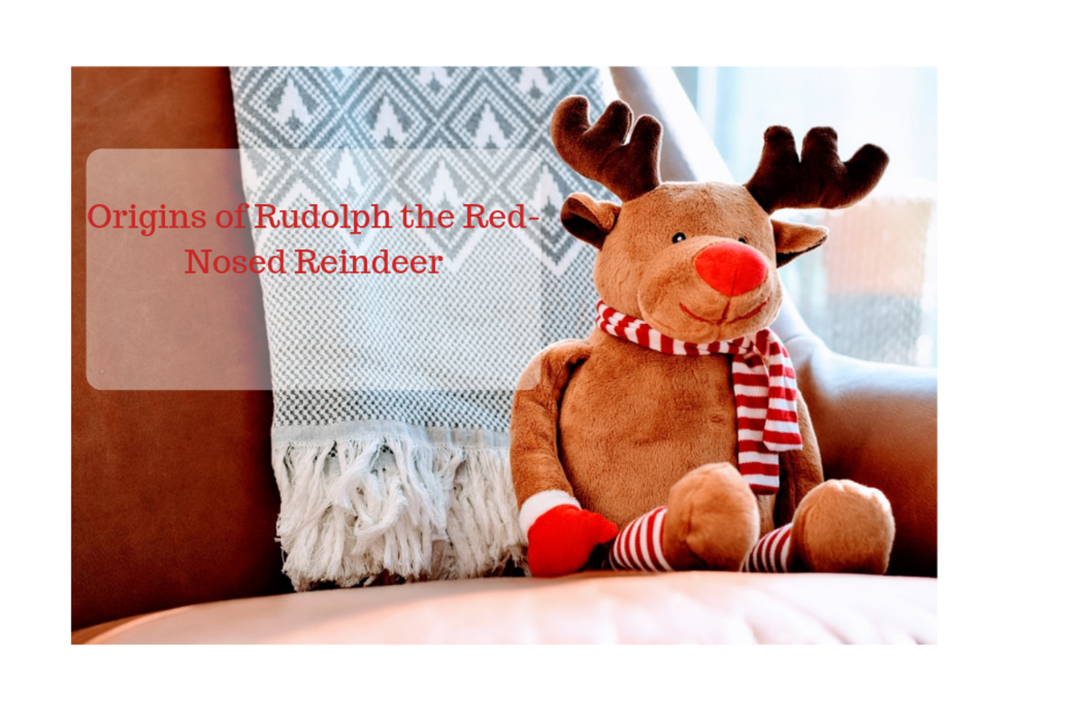 The Origin of Rudolph the Red-Nosed Reindeer