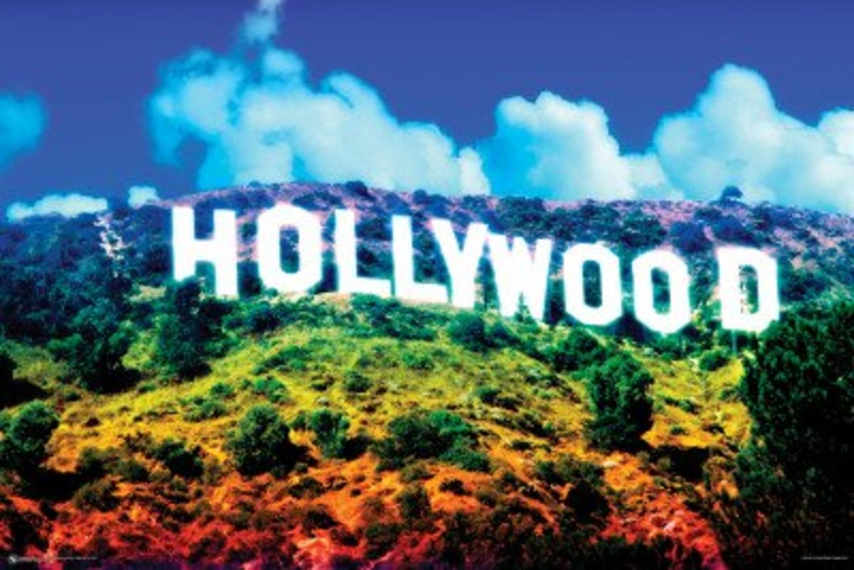 Hollywood - The History of a Movie Capital