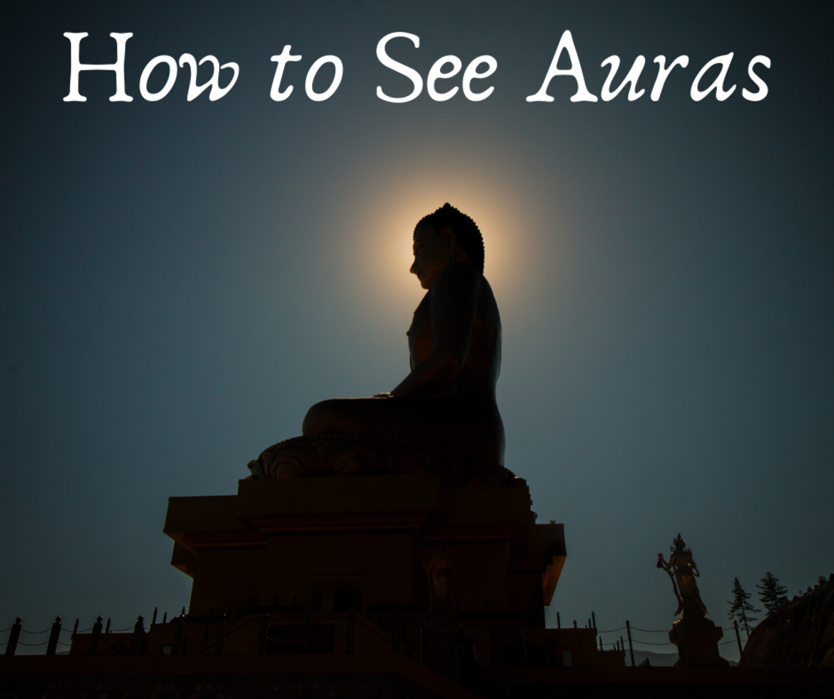 Read on to learn how to read auras.