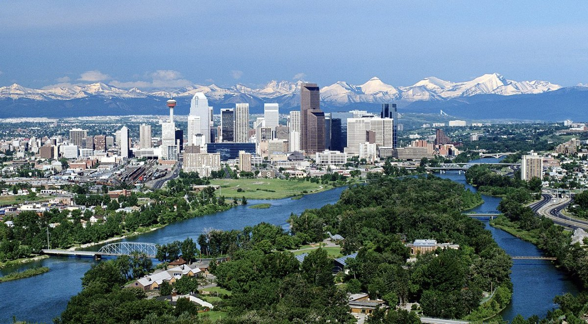 Top Ten Places to Visit in Calgary, Alberta