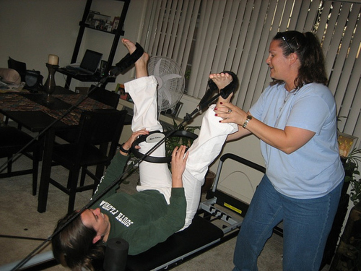REAL Pilates - The Pilates Reformer Bed