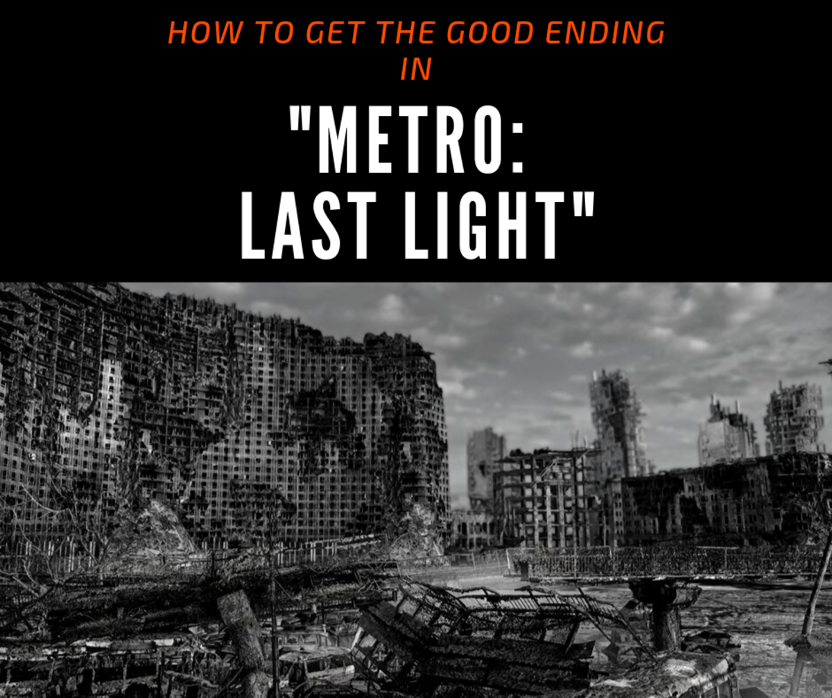 "How to Get the Good Ending in ""Metro: Last Light"""