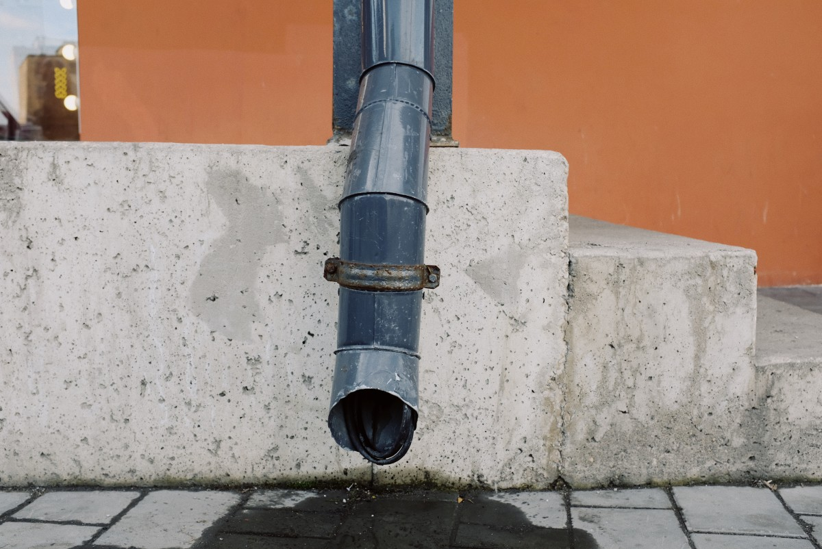 Blocked sewers shouldn't cause unpleasant odours to come from your sinks and toilets, but there are other places they could escape.