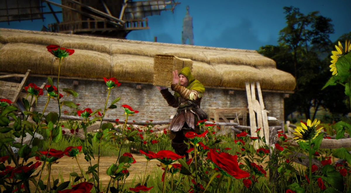 Black Desert Online: Making Money With Workers