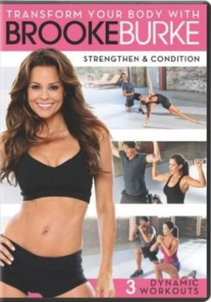 Best Arm Workouts for Women on DVD