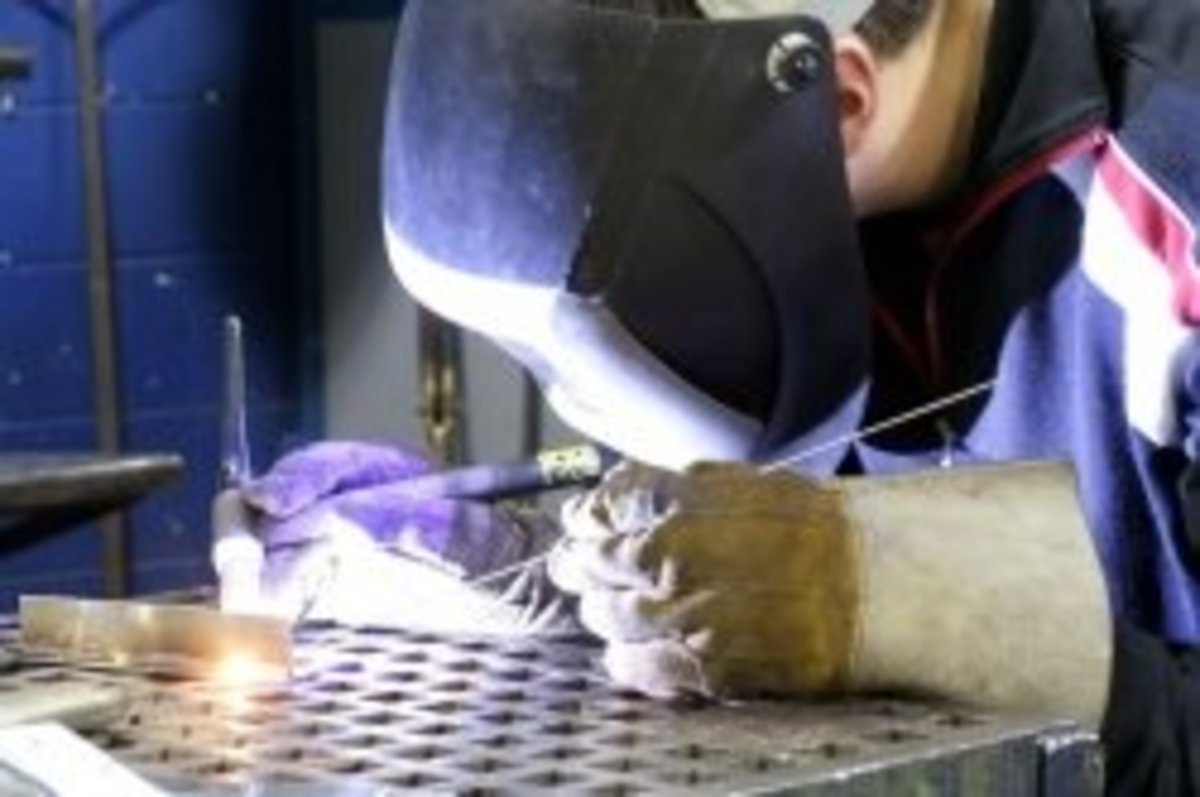 15 Easy Welding Projects!