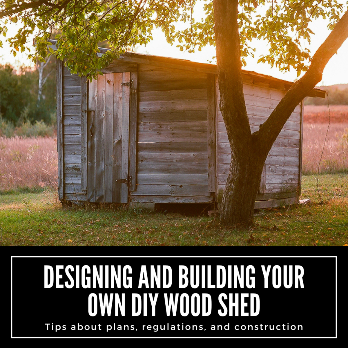 This article will break down the ins and outs of designing, planning, and building your own DIY wood shed.