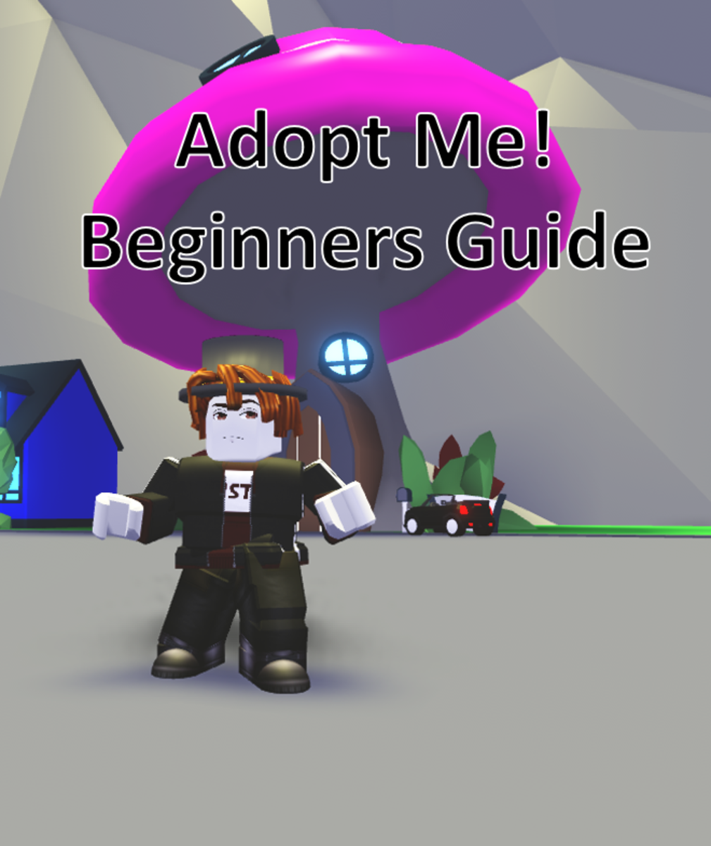 Roblox: Adopt Me! Beginners Guide