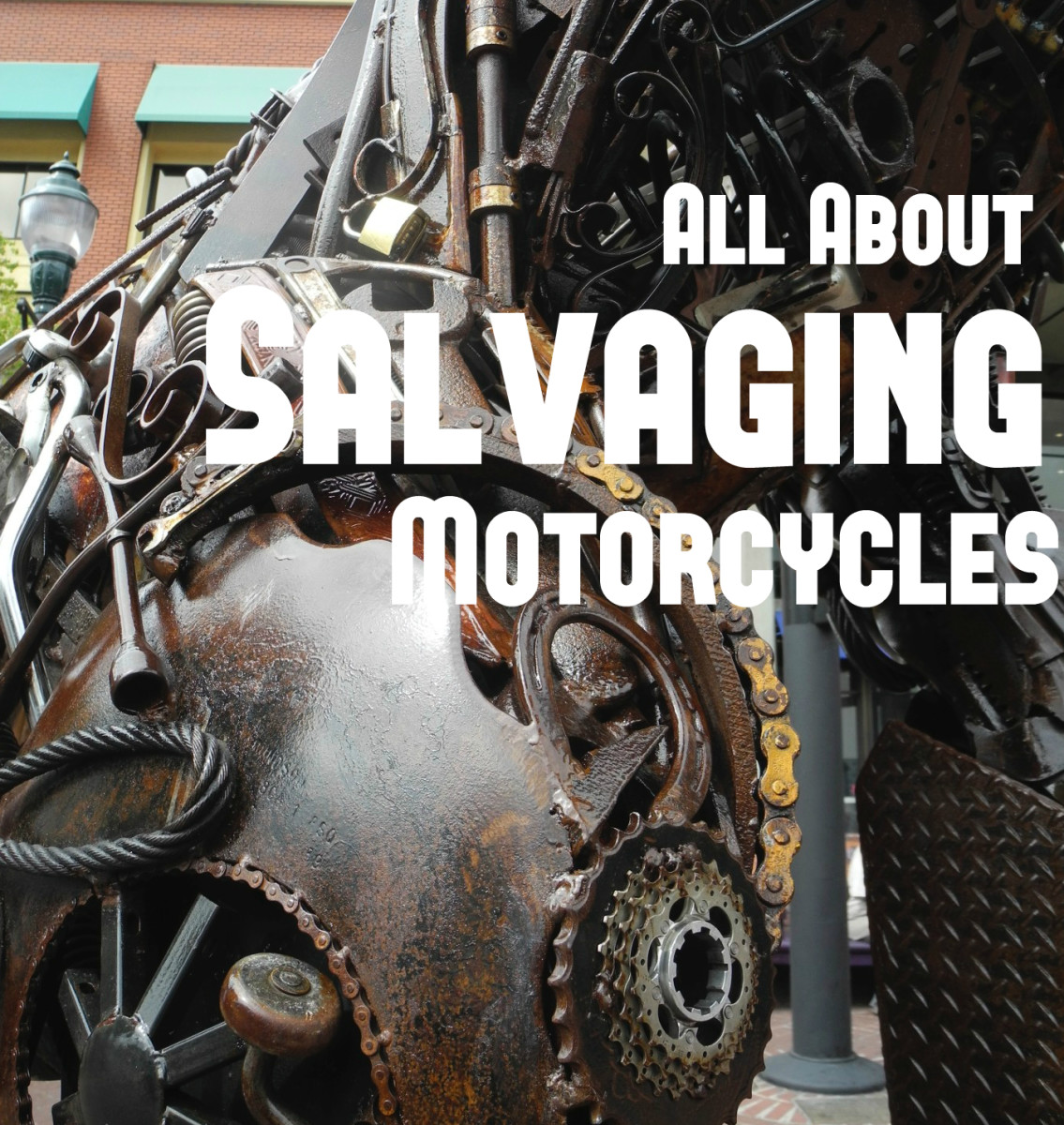 Buying a Salvage Motorcycle