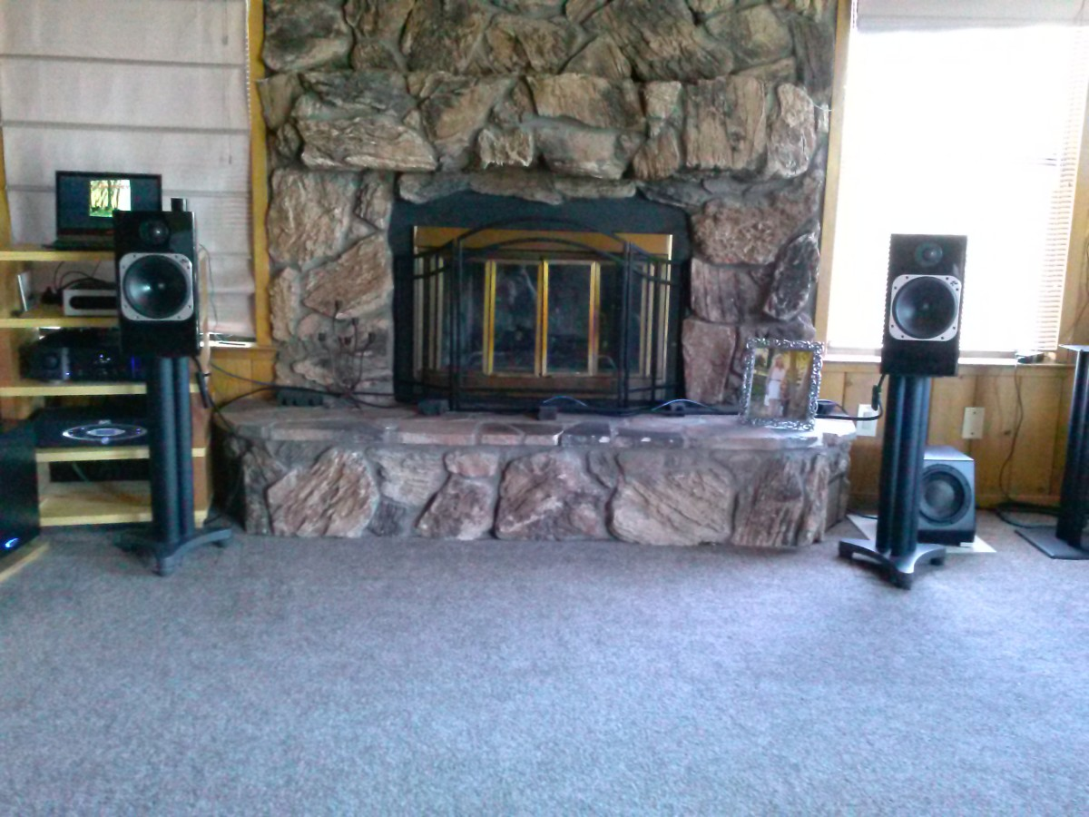 Totem Acoustic Element Fire: Speaker Review