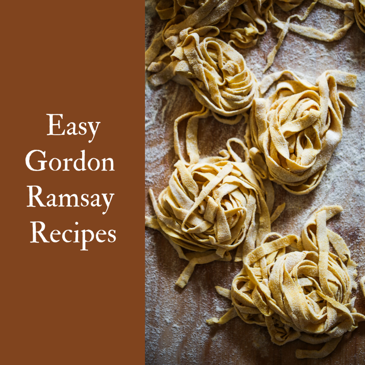Gordon Ramsay Recipes That Are Easy to Make at Home