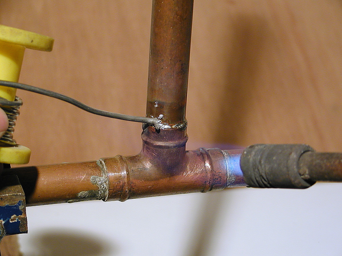 How to use plumbing fittings for joining pvc pex and for Copper pipe for water