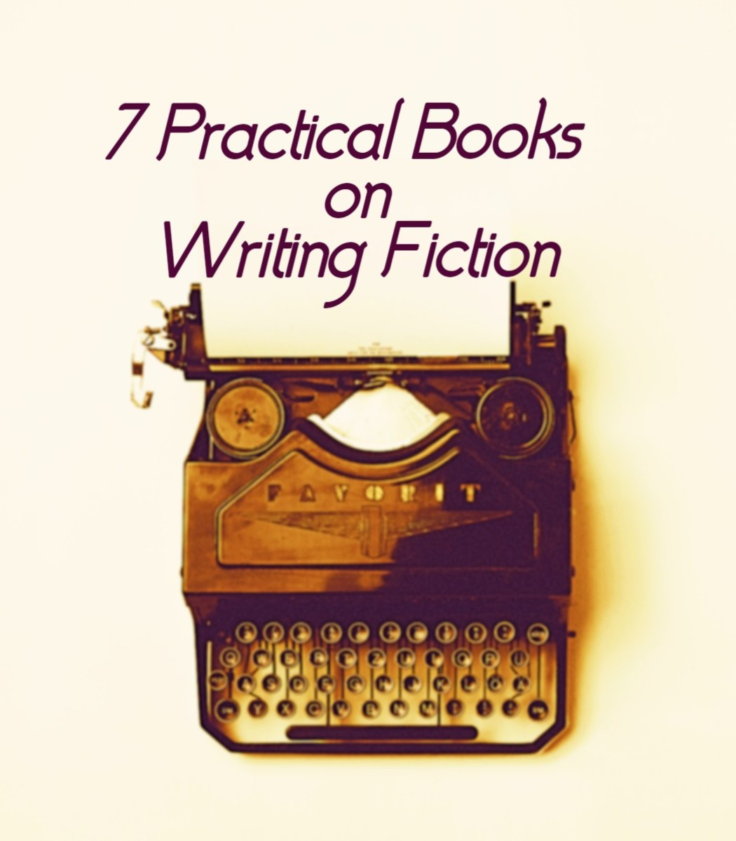 7 Practical Books on Writing Fiction