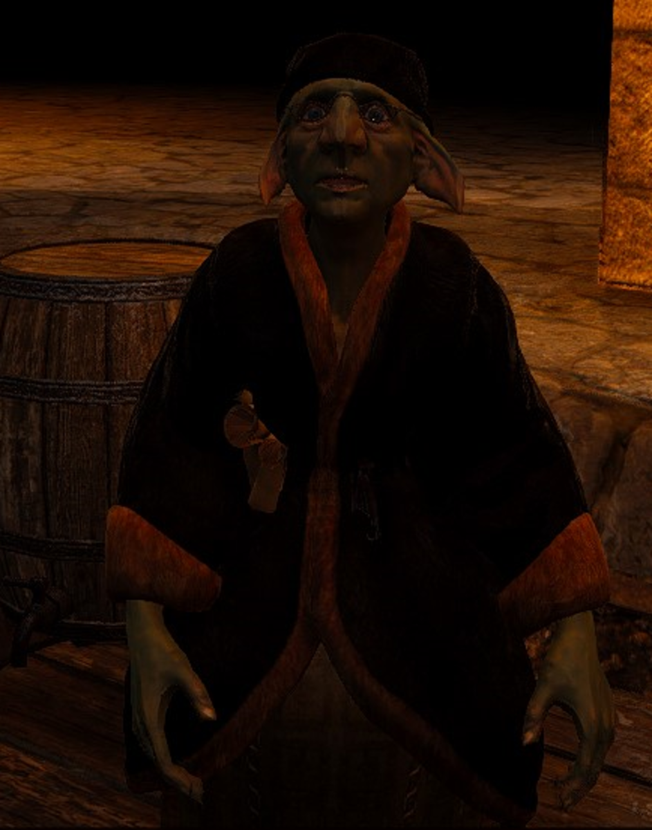 The Goblin trader in Calpheon. This guy will buy your crates if you can't be bothered to move them to another trader for the distance bonus.