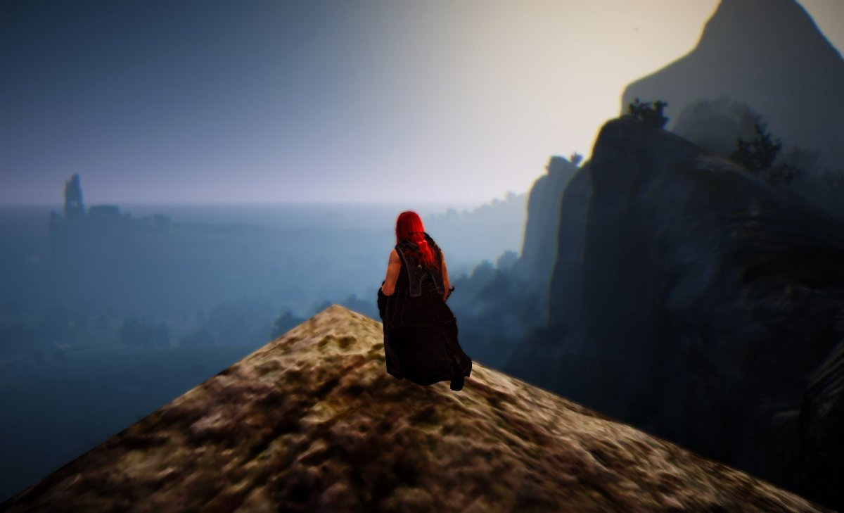 A beautiful view from Lynch farms, still searching for the black desert.