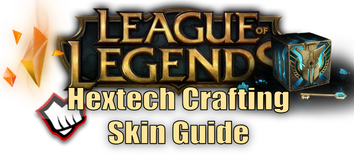 Get as much RP Skin value out of Hextech Crafting as you can!