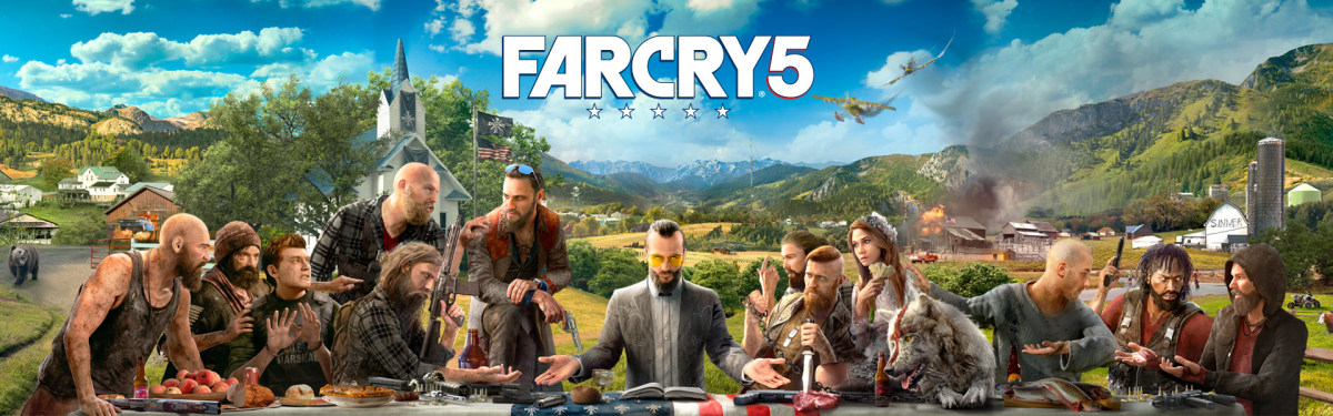 "A Girl's Gaming Review: ""Far Cry 5"""