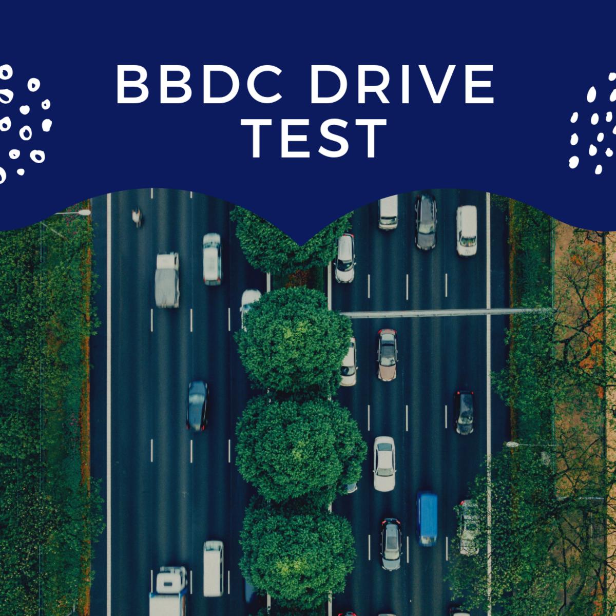Bukit Batok Driving Centre: Test Route 1