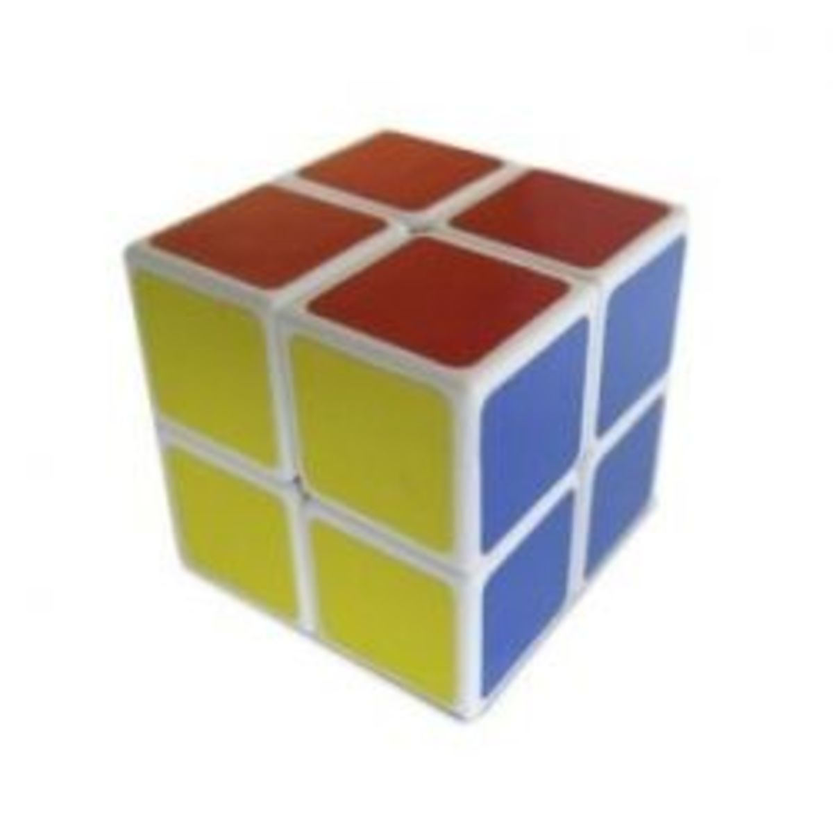 How to Solve a 2x2x2 Rubik's Cube Quickly