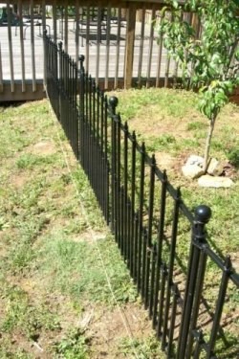 How to Install Empire Fencing from Lowes