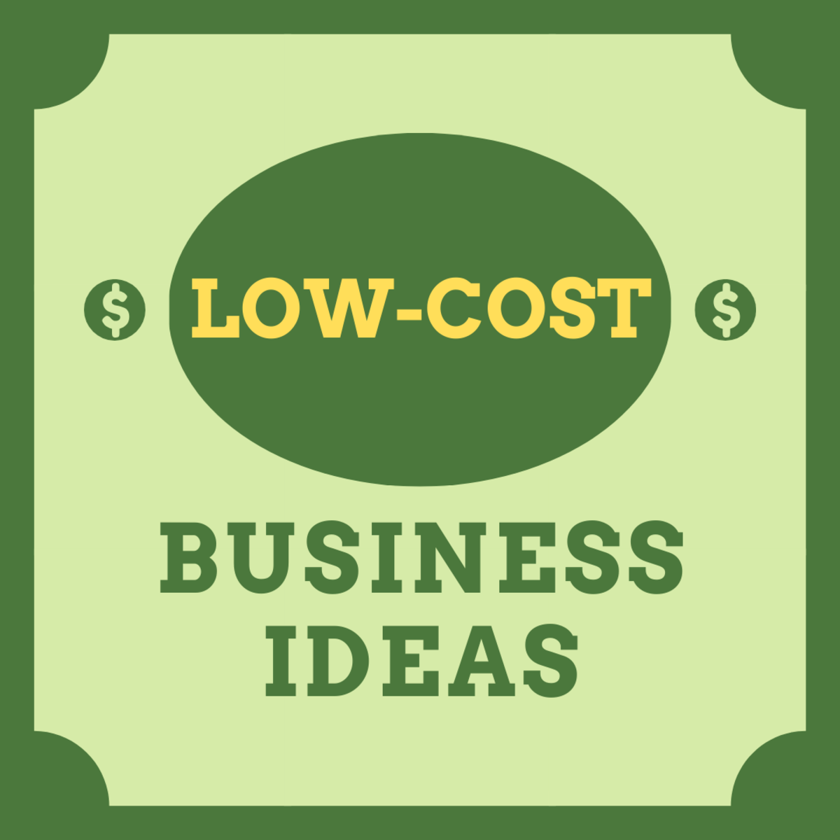 Explore more than 80 low-cost ideas for starting a business.