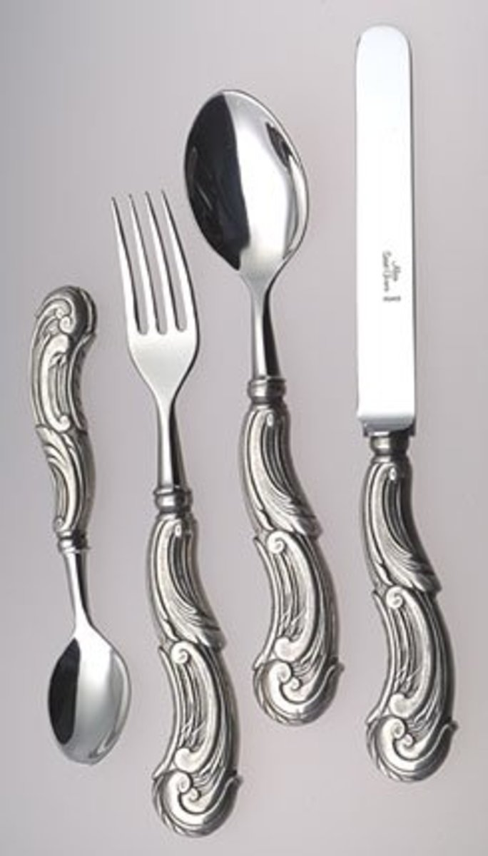 5 Tips on Cleaning and Caring for Silver Plate Flatware or Silverware