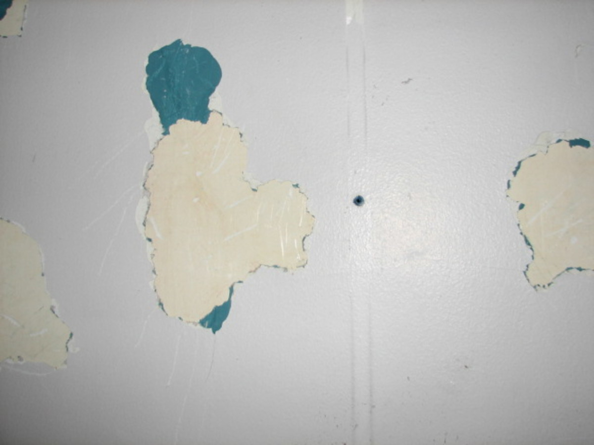How To Fix Walls With Many Layers Of Bubbled And Cracked
