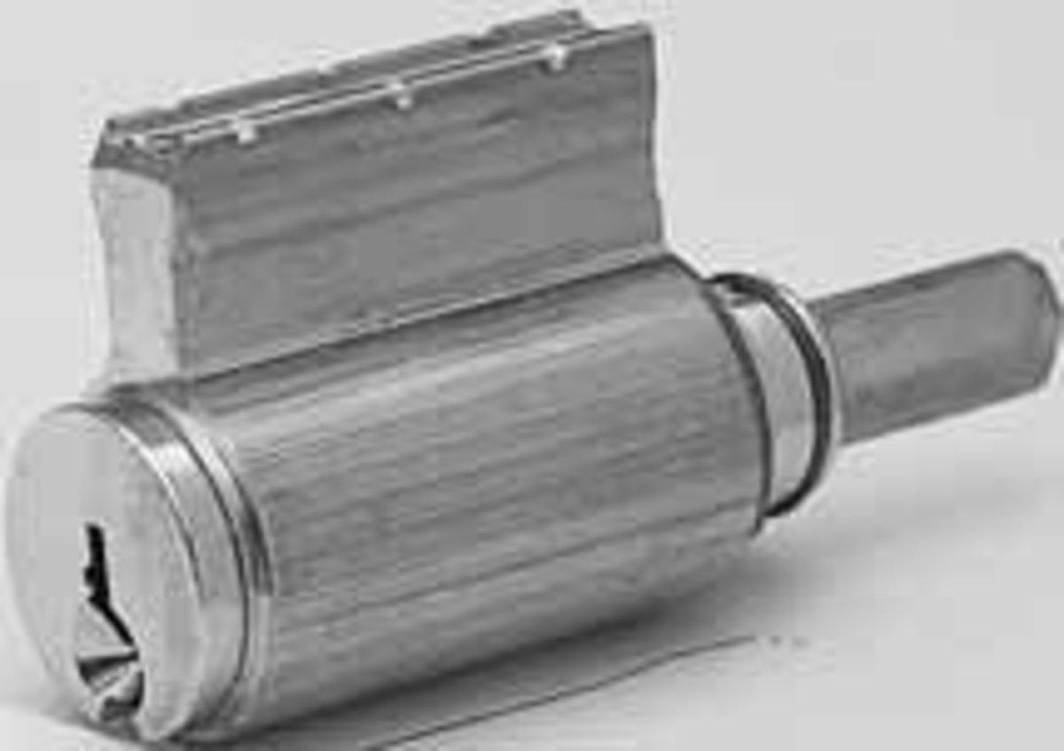 Sargent Cylindrical Lock Cylinder